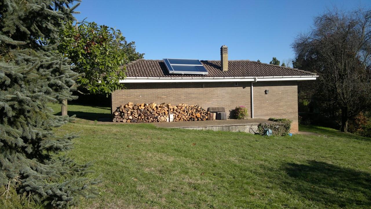 Instalación Twin Solar