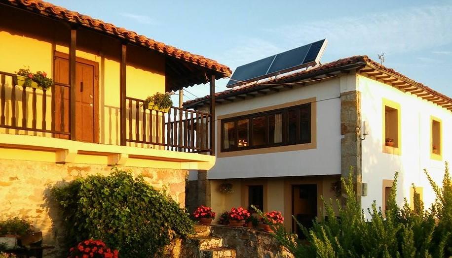 Instalación placa solar en vivienda