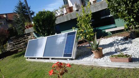 energía solar gratis
