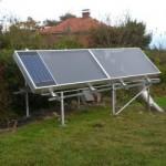 Calefacción solar y ahorro energético